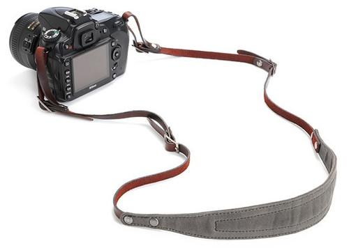 The Lima Camera Strap (Smoke)