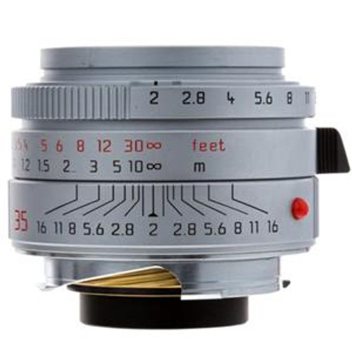 Pre-Owned - 35Mm F/2.0 Summicron M Aspherical M Chrome