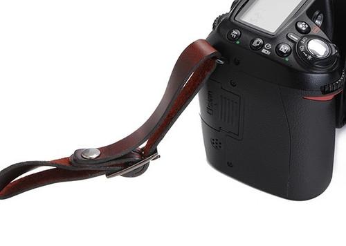 The Lima Camera Strap(Field Tan)