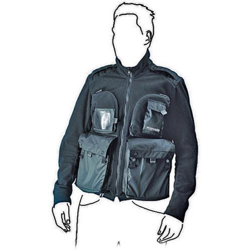 Fleece Jacket- Large (Black)