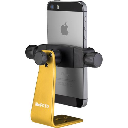 Mefoto MPH100Y Mobile Phone Holder-Yellow