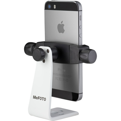 Mefoto MPH100W Mobile Phone Holder-White