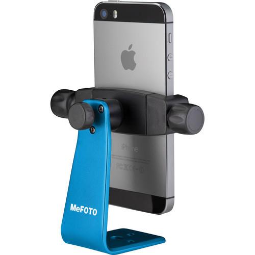 Mefoto MPH100B Mobile Phone Holder-Blue