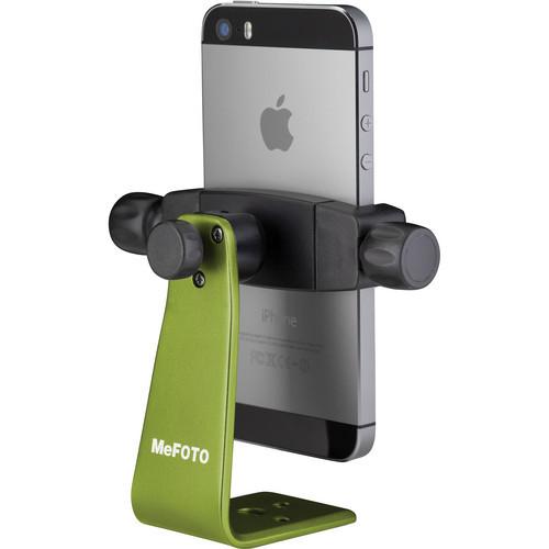 Mefoto MPH100G Mobile Phone Holder-Green