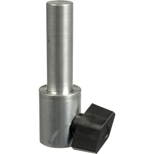 "3/8"" Female to 5/8"" Male Adapter - 2"" Aluminum"