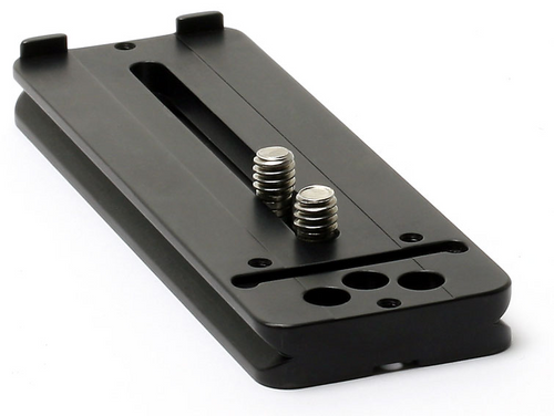 """Wimberley  P30 4.4"""" Arca-Type Quick Release Plate for Telephoto Lenses"""