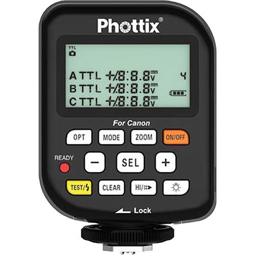 Phottix Odin TCU TTL Flash Trigger for Nikon