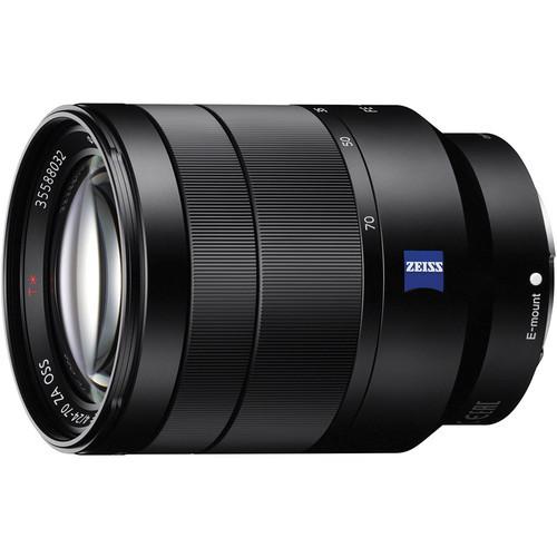 Sony FE 24-70mm f/4 ZA OSS Vario-Tessar T* Lens