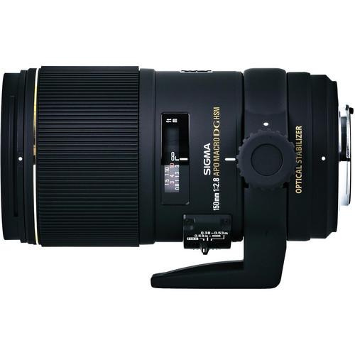 Sigma 150mm f/2.8 EX DG OS HSM APO Macro Lens F/Canon