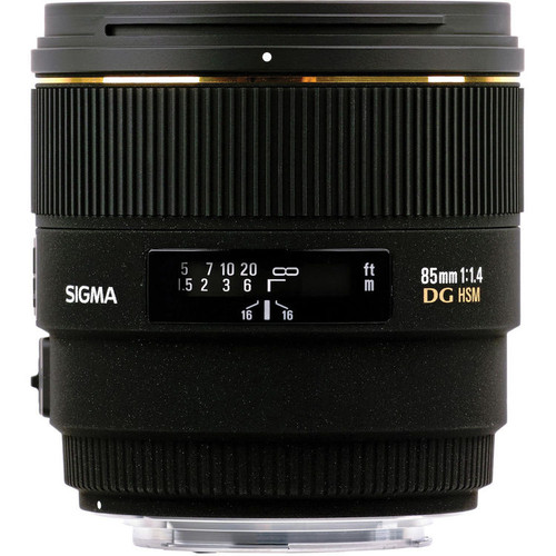 85mm F1.4 EX DG HSM for Pentax