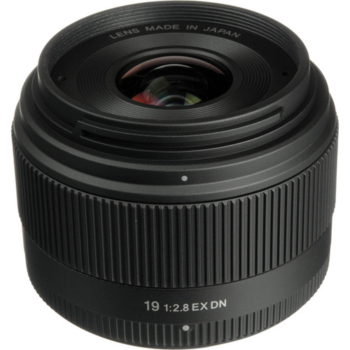 19Mm F/2.8 EX DN Lens For Micro 4/3 Mount Camera