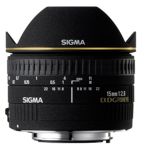 15Mm F2.8 Fisheye For Pentax Af