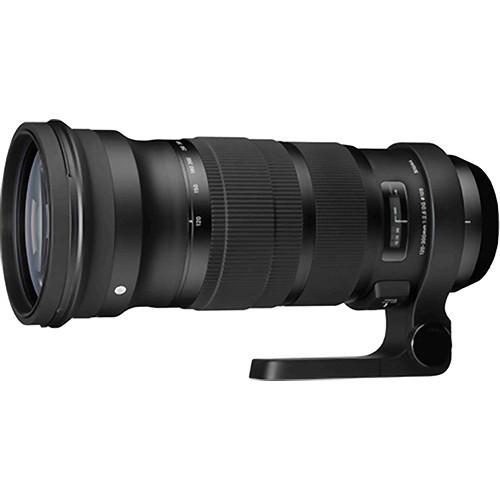 120-300Mm F/2.8 EX DG OS APO HSM AF Lens F/Canon