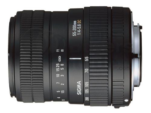 Refurb 55-200Mm F/4-5.6 NAF