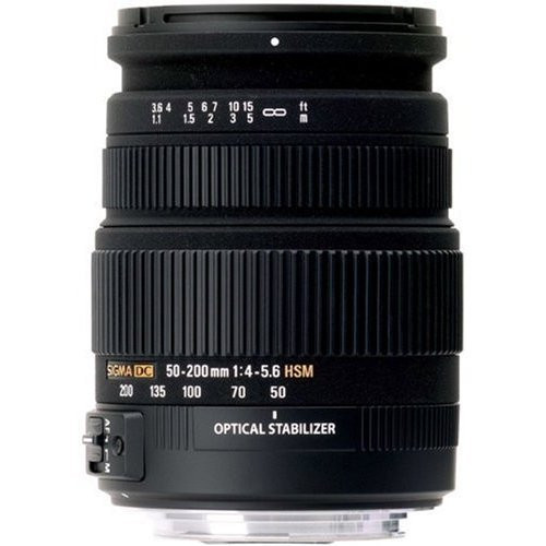 50-200Mm F/4-5.6 DC OS F/Canon