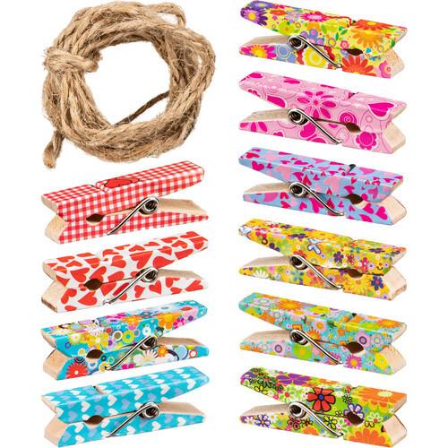 FUJIFILM INSTAX Decorative Pegs (10-Pack)