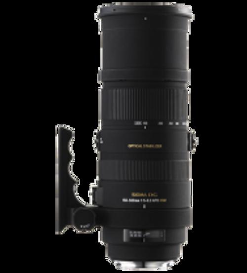 Sigma 150-500mm f/5-6.3 APO DG OS HSM For Nikon