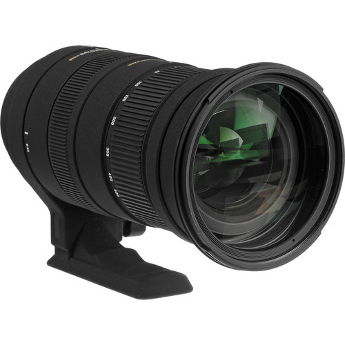 50-500mm f/4.5-6.3 DG OS HSM APO For Canon