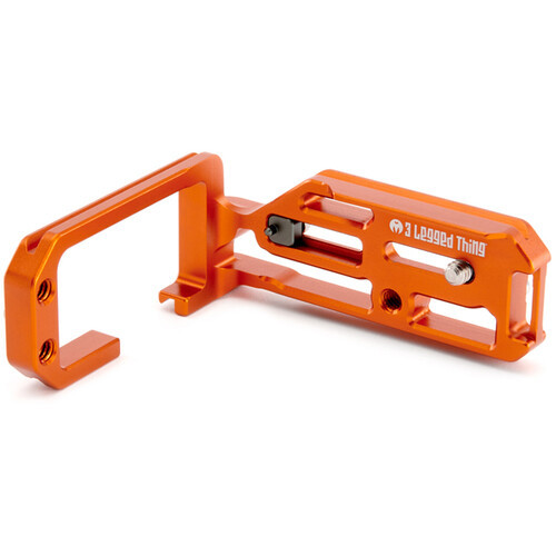 3 Legged Thing Roxie-C L-Bracket for Canon EOS R5 and R6 (Copper)