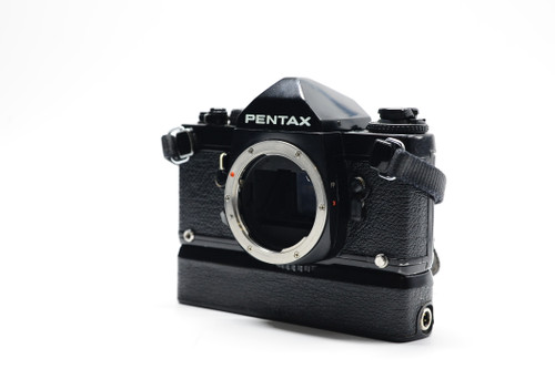 Pre-Owned - Pentax LX  body only , 35mm film camera