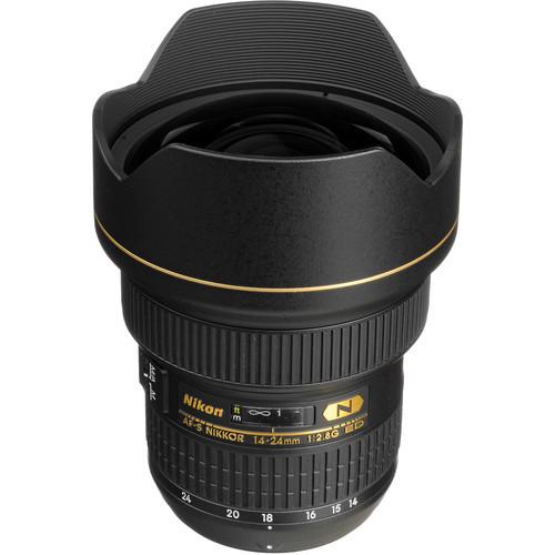Nikon AF-S FX 14-24mm f/2.8G ED Nano