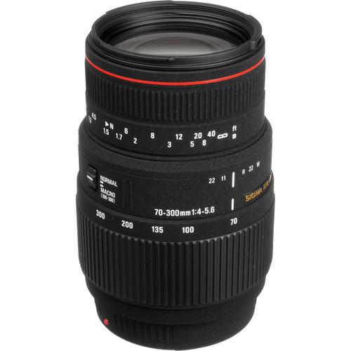 70-300Mm F4-5.6 APO DG Macro F/Sony/Minolta