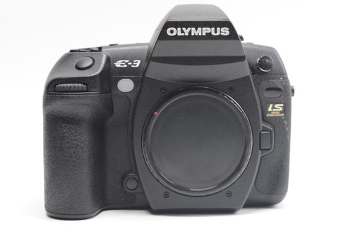 Pre-Owned - Olympus E-3 10MP  4/3 Digital camera  Body Only