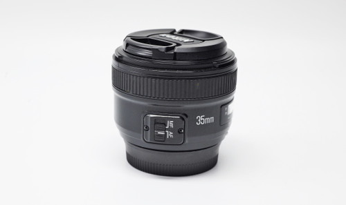 Pre-Owned Yongnuo 35mm f/2 Canon EF