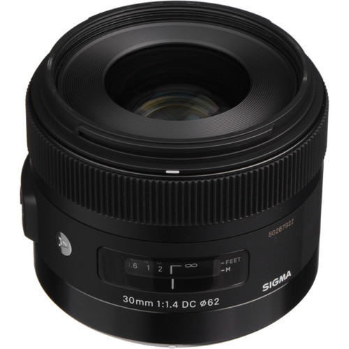 Sigma 30mm f/1.4 DC HSM Art Lens for Sony A Mount