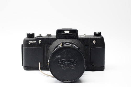 Pre-Owned IPAN Panoramic Camera with 65mm schneider Super-Angulon Multicoated  lens F5.6 , Made In USA , Only 50 was made