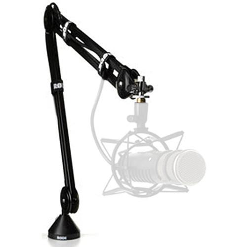 Studio Boom Arm For Broadcast Microphones