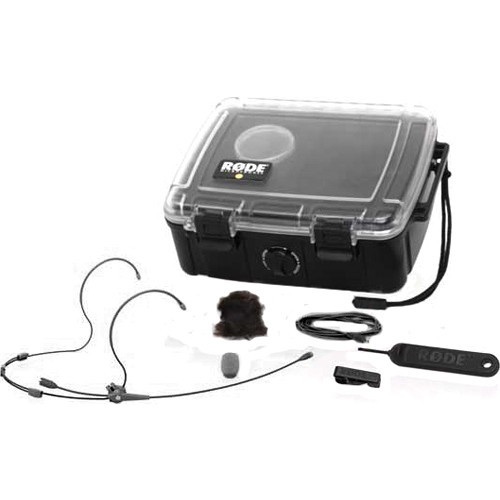 HS1-B Headset Microphone (Black)