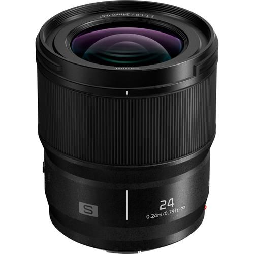 Panasonic Lumix S 24mm f/1.8 Lens