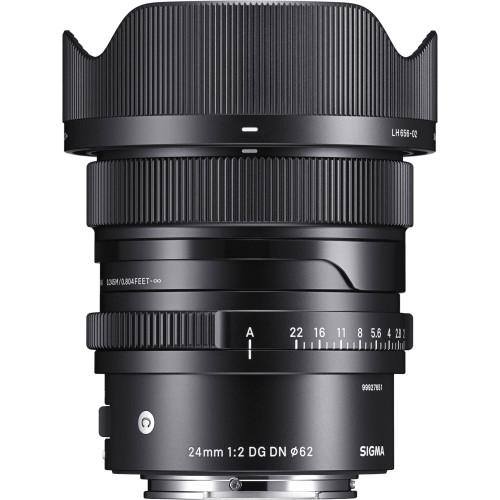 Sigma 24mm f/2 DG DN Contemporary Lens for Leica L