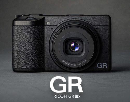 Ricoh GR IIIX Compact Digital camera