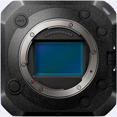 Panasonic Lumix BS1H Full-Frame Box-Style Live & Cinema Camera