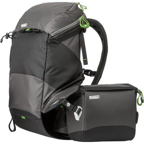 Mindshift rotation180° Panorama Backpack-Charcoal