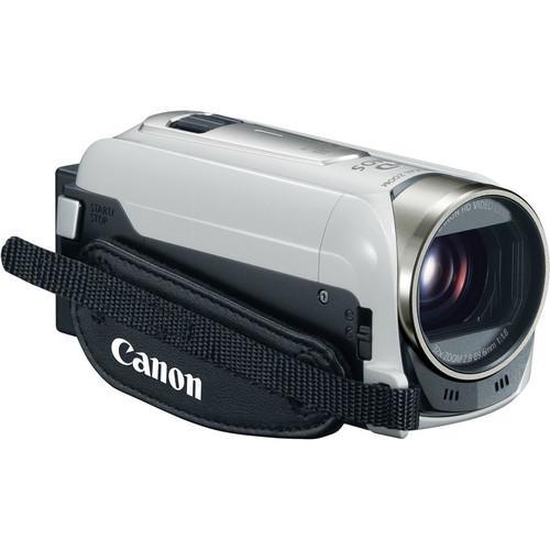 Canon VIXIA HF R500 Full HD Camcorder (White)