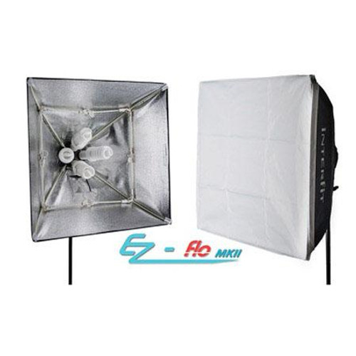 Interfit EZ-flo Fluorescent 2 Light Kit