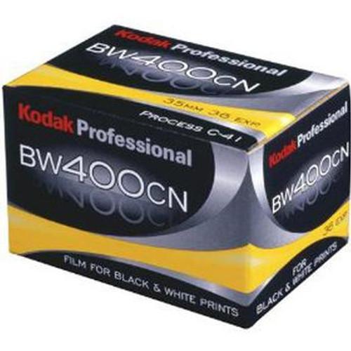 Kodak 35mm B&W C-41 Process 400 36 Exp