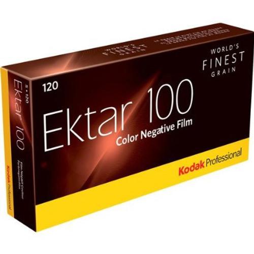 Ektar 120 Film 100 (Color) Single Roll