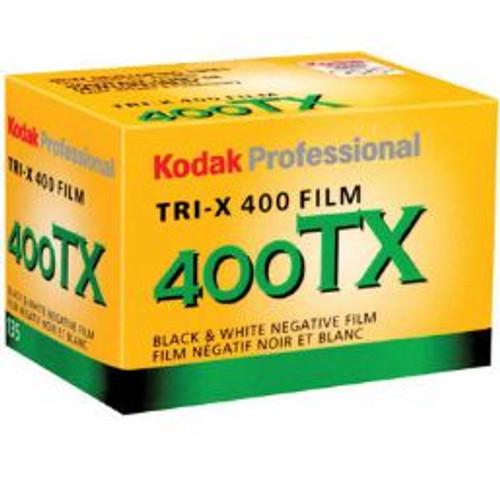 Kodak Tri-X 35mm Film 400 36 Exp (B&W)