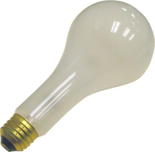 553 100 Watt Frosted Tungsten Halogen Lamp