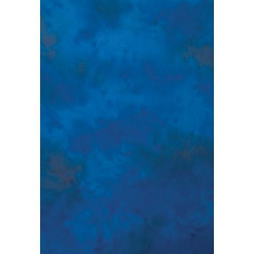 Westcott 5869 10 x 24 Feet Backdrop (Blue Muslin)
