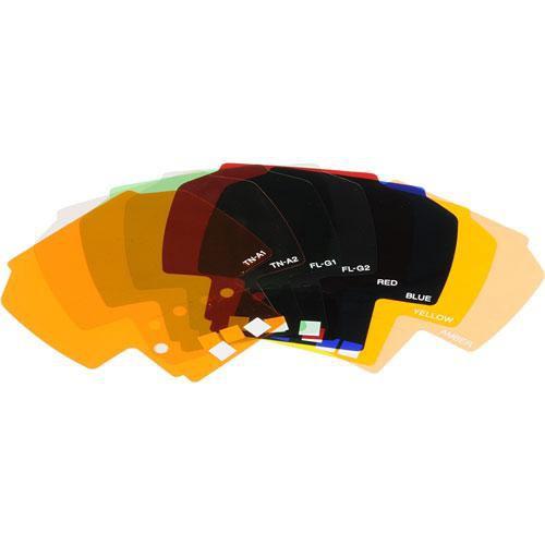 SJ-3 Color Filter Set For SB-900