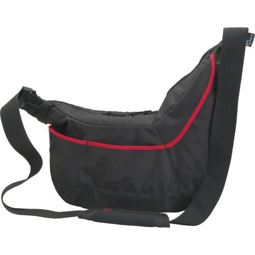 Lowepro Passport Sling II Bag - Black/Red