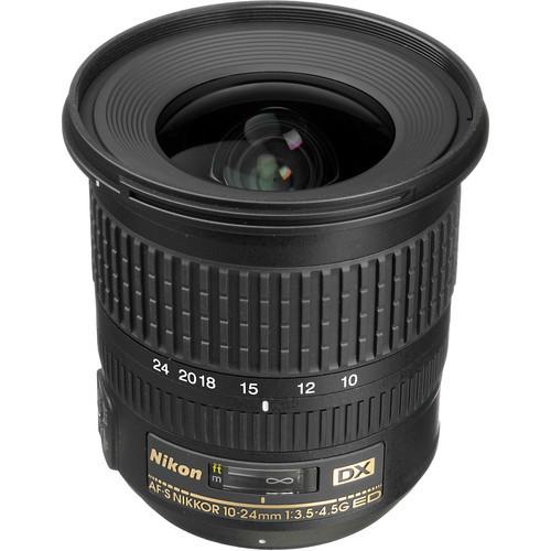 Nikon AF-S DX 10-24mm f/3.5-4.5G DX ED