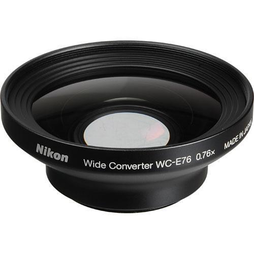 WC-E76 Wideangle Converter Lens