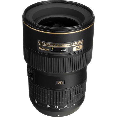 Nikon AF-S FX 16-35mm f/4G ED Nano VR