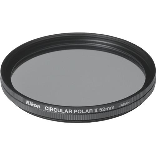 Nikon CPL 52Mm Circular Polarizing Filter II PL2